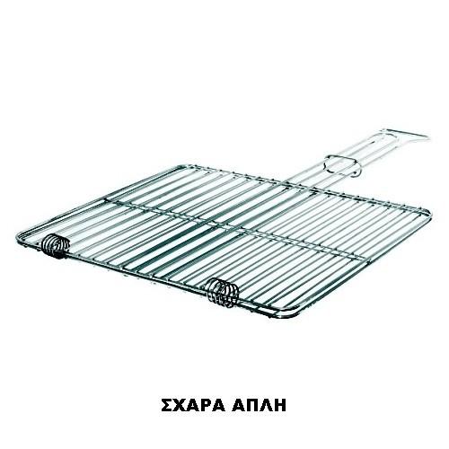 ΣΧΑΡΕΣ ΨΗΣΙΜΑΤΟΣ ΑΠΛΗ Α (40Χ33) BIOFAN 10001